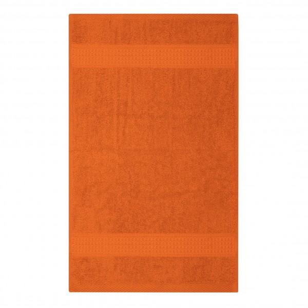 Frottee Handtuch 50x100 cm Terra