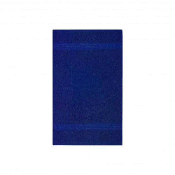 Frottee Gästetuch 30x50 cm Royalblau