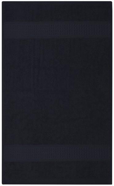 Frottee Duschtuch 70x140 cm Schwarz