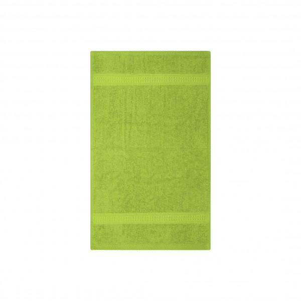 Frottee Gästetuch 30x50 cm Apfelgrün
